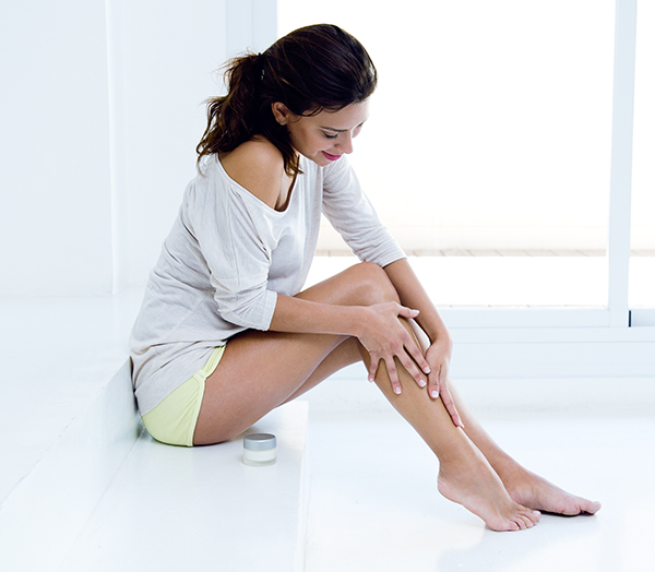 enyhíti a viszketést a visszeres lábakon