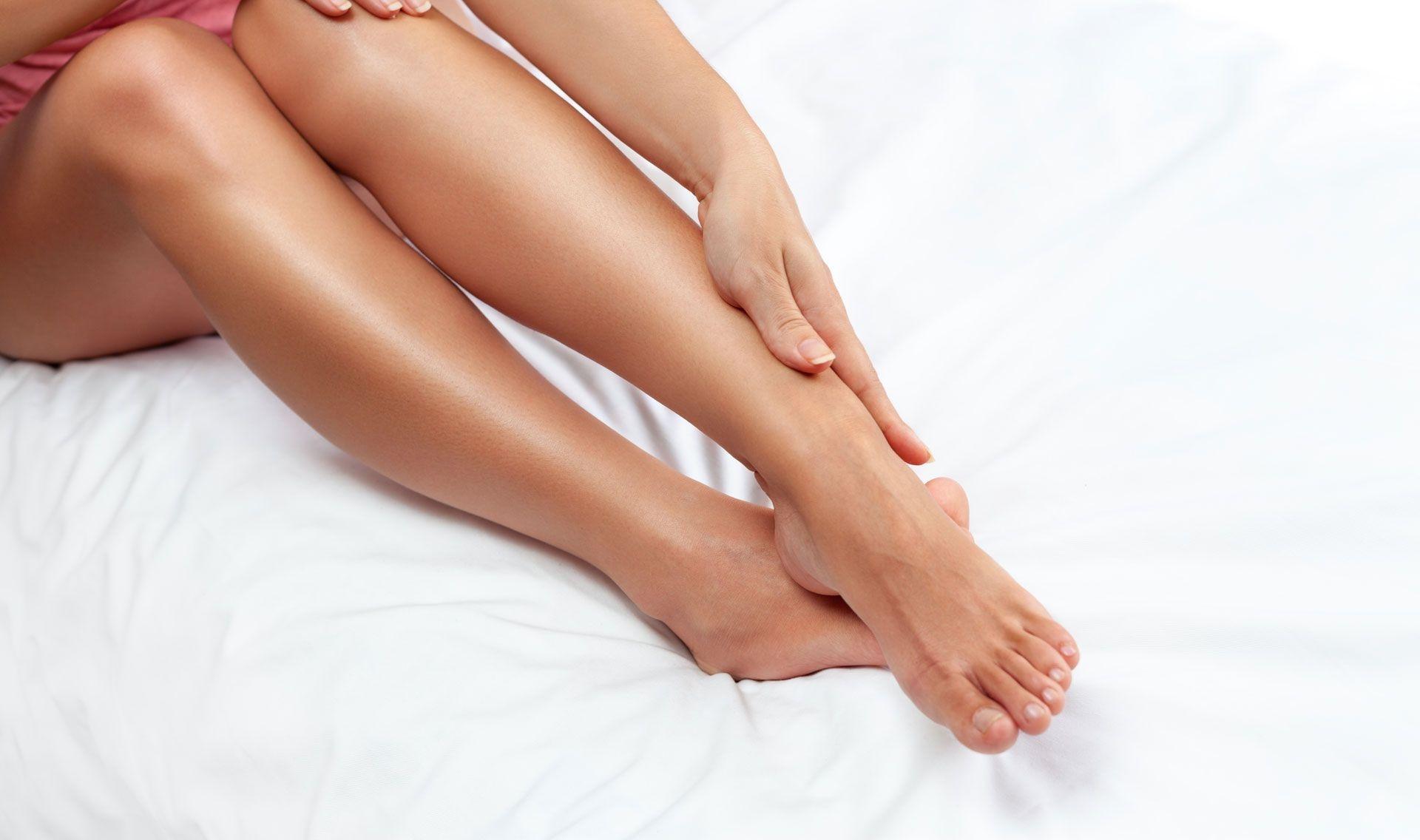 hogyan kell mosni a lábát visszérrel