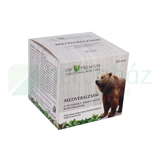 medve zsír és visszér)