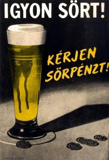 igyon sört visszérrel