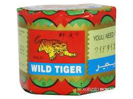 tigris balzsam visszér ellen