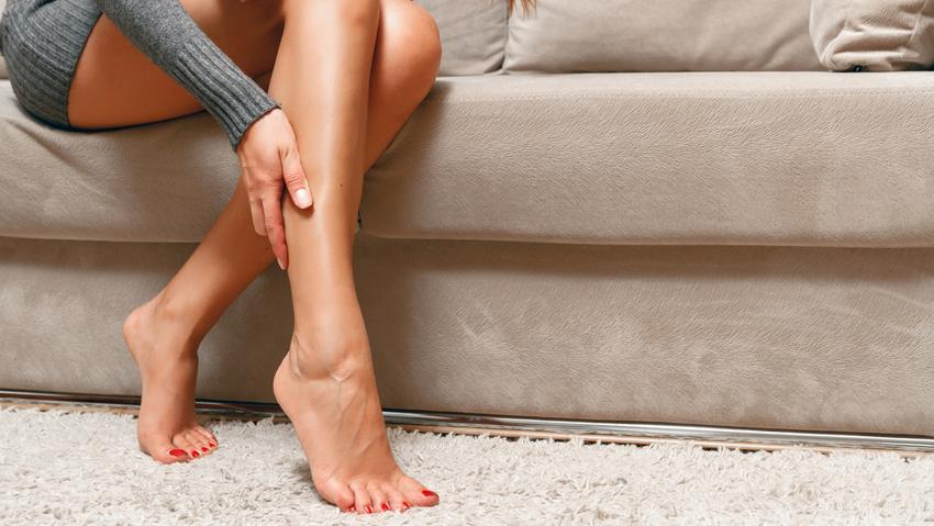 hogyan befolyásolja az egészséget a lábak visszér)