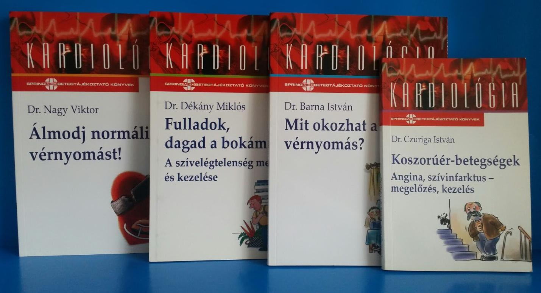 a visszérről szóló könyvek