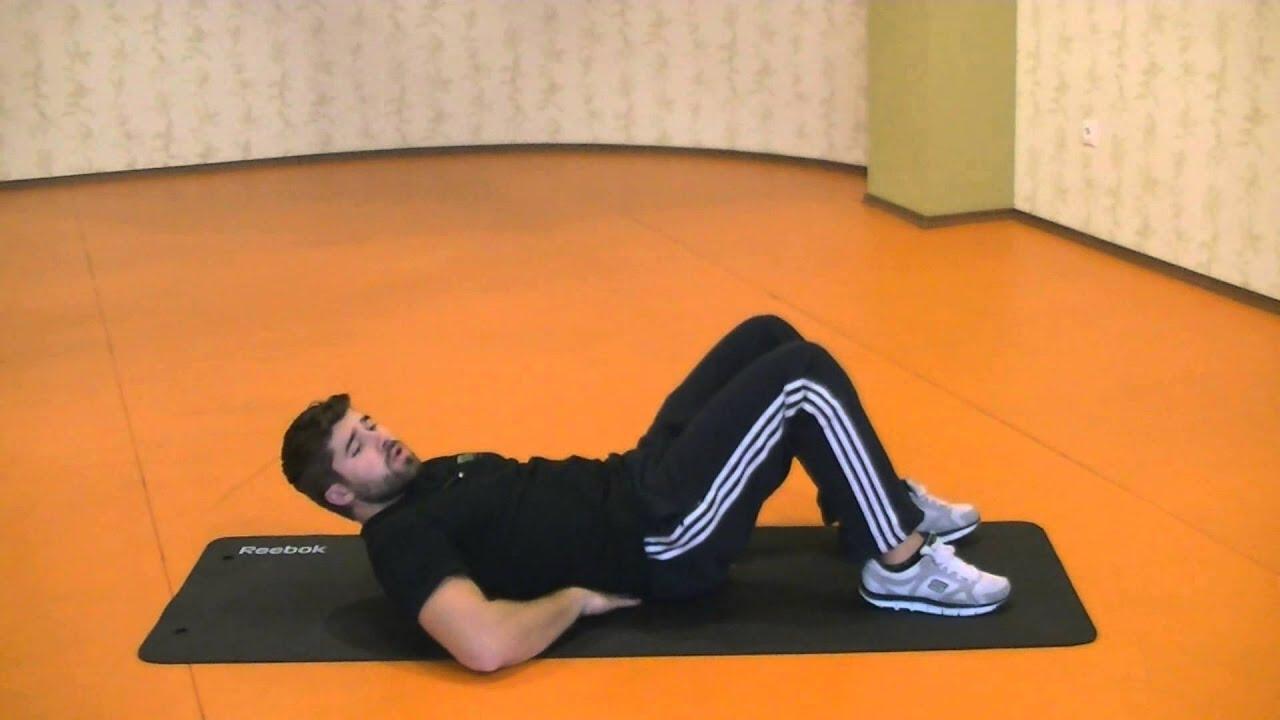 video gyakorlatok a csípő visszérén