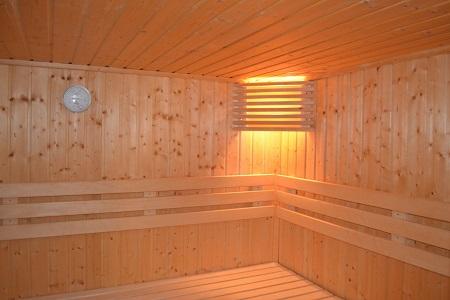 Wellness Hotel Katalin - A finn szauna előnye, jótékony hatásai