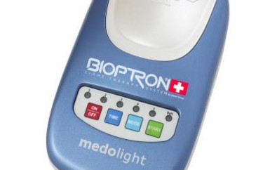 bioptron a visszér kezelésében
