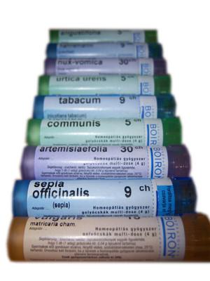 Homeopátiás szerek - A Te Patikád
