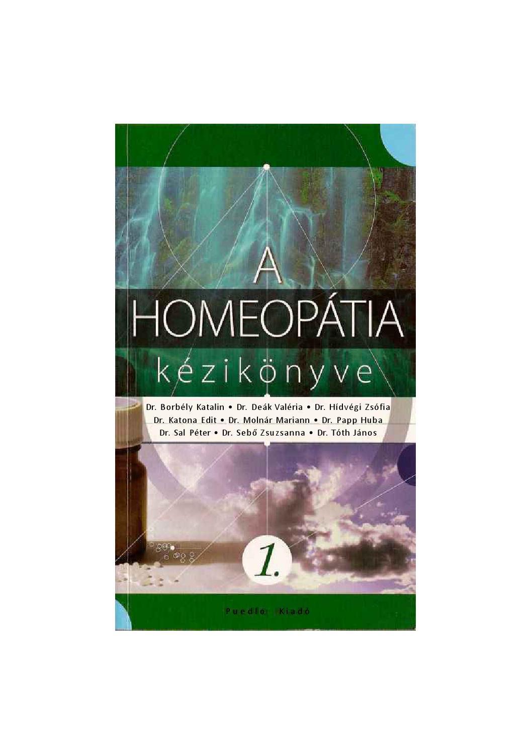 homeopata visszér vagyok
