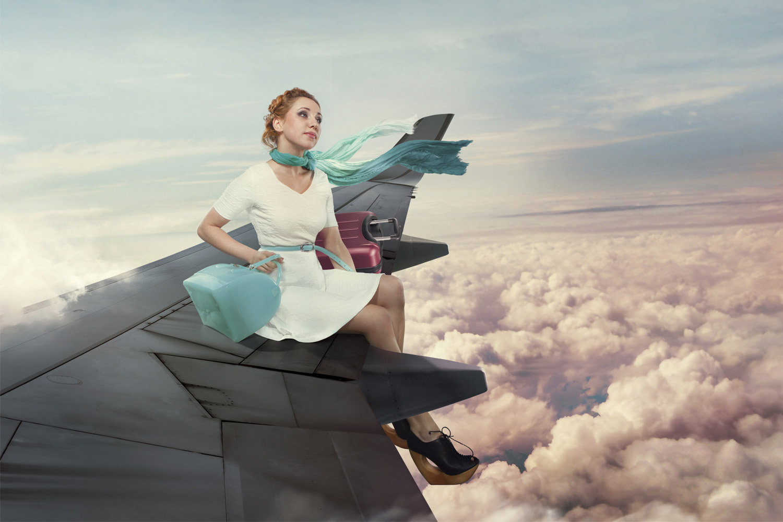 visszeres repülővel repülő)