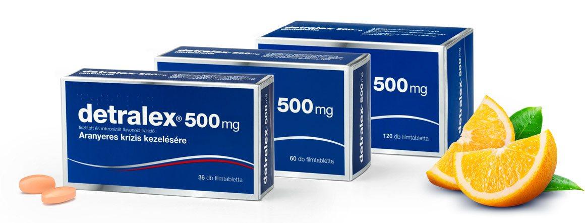 visszér elleni tabletták