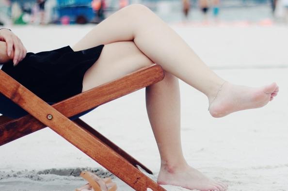 visszér fotó a lábujjon