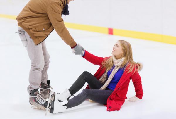 visszér és korcsolyázás