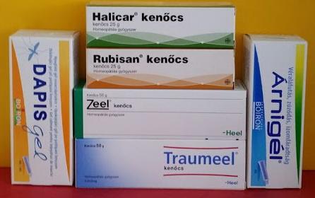 kenőcs visszér homeopátiás