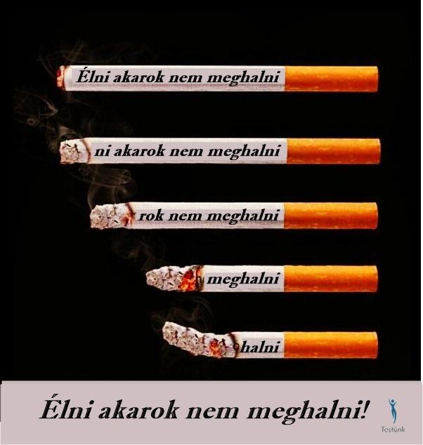 A dohányzás minden formája káros a szívre