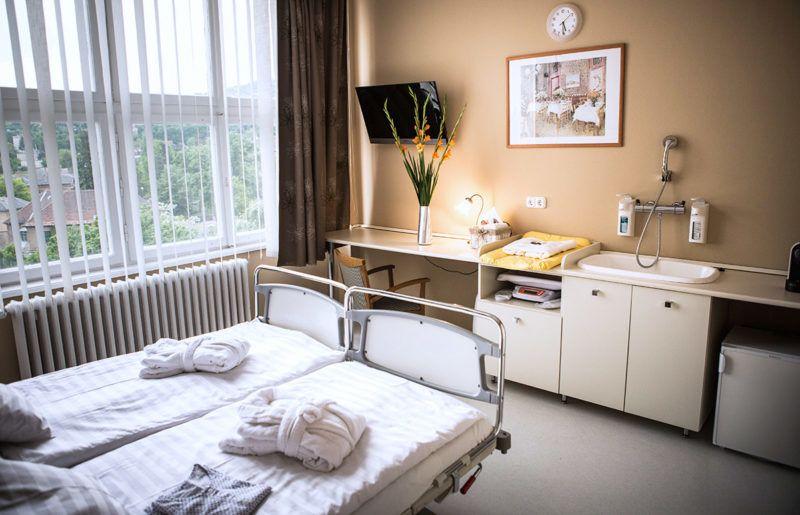 a visszerekre szakosodott szülészeti kórház