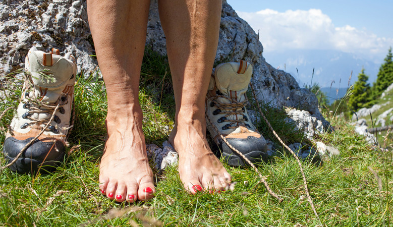 a visszeres láb megfagy