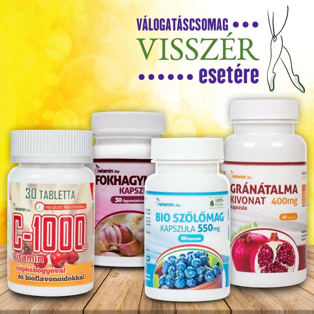 visszér vitamin)