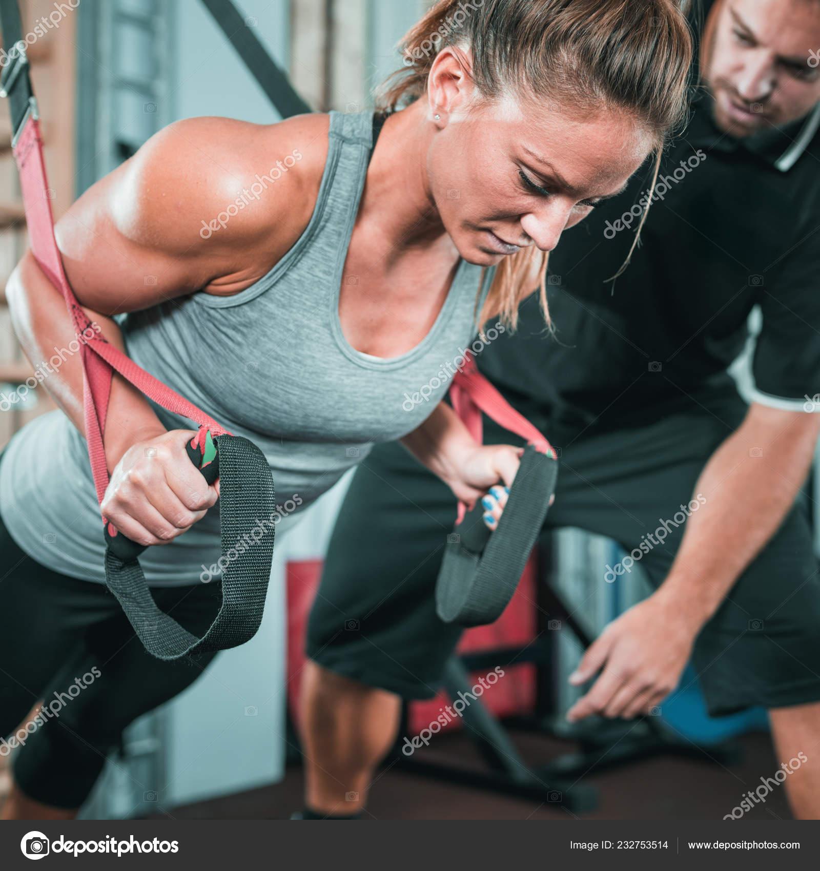 visszérgyakorlás az edzőteremben