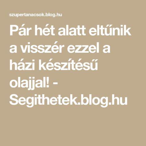 egészség visszérrel)