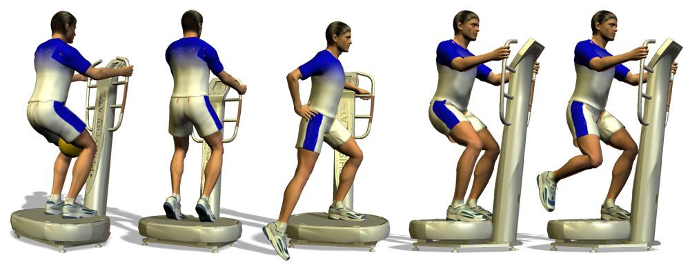 A vibrációs tréner és kedvező hatásai az egészségre